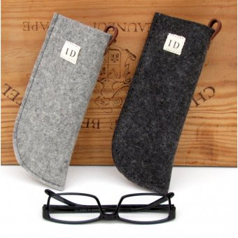 ID Merino Wool Felt Readers Case