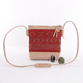 ID Djenne Crossbody Purse